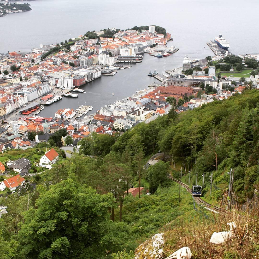 bergen-vue-d-en-haut-norvege