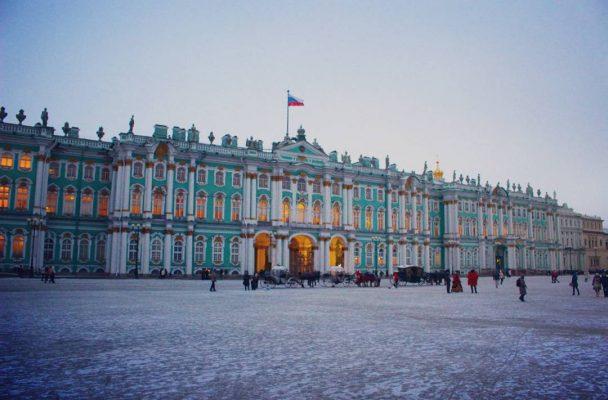 Un Noël à Saint-Petersbourg en Russie! | Un beau voyage